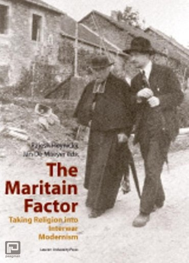 The Maritain Factor - KADOC studies on religion, culture and society