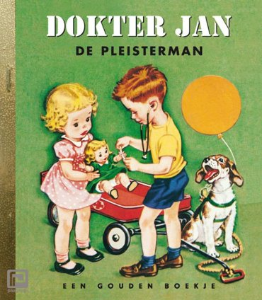 Dokter Jan - Gouden Boekjes