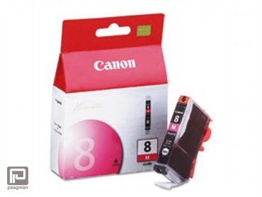 Canon inkjet cartridge cli-8m rood