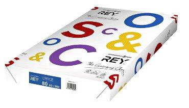 Kopieerpapier Rey Office A3 80gr wit 500vel