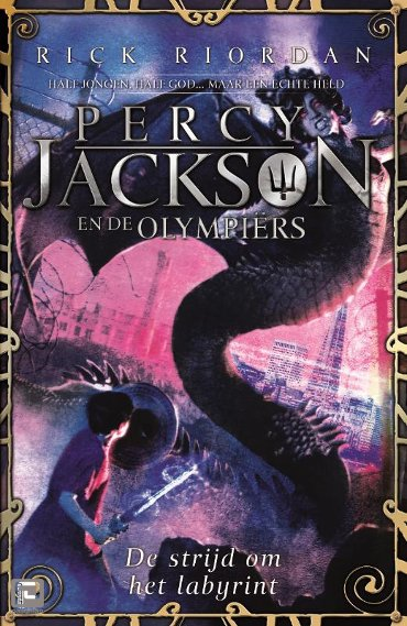 De strijd om het labyrint - Percy Jackson en de Olympiërs
