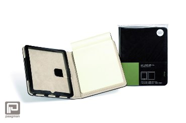 Moleskine folio iPad hoes met notitieboek