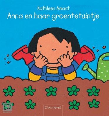 Anna en haar groentetuintje - Anna