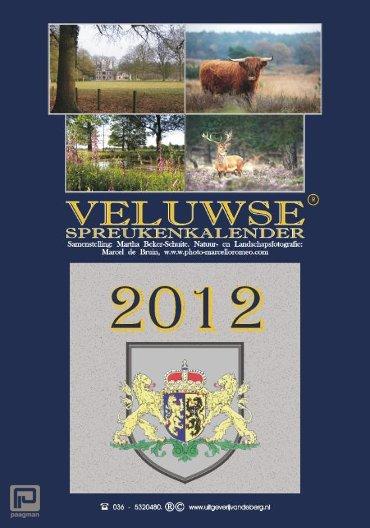 Veluwse spreukenkalender 2012
