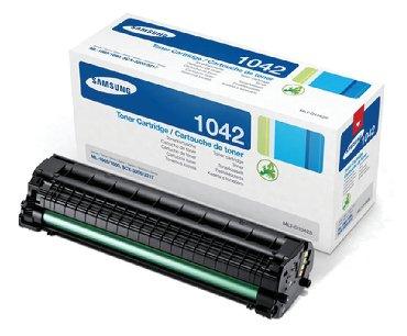 Tonercartridge Samsung MLT-D1042S zwart