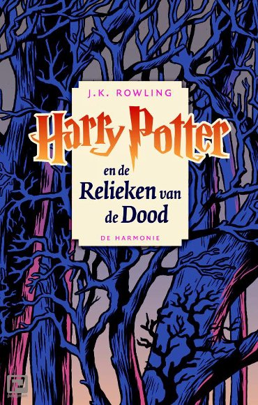 Harry Potter en de relieken van de dood - Harry Potter