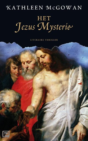 Het Jezus mysterie - De Magdalena trilogie