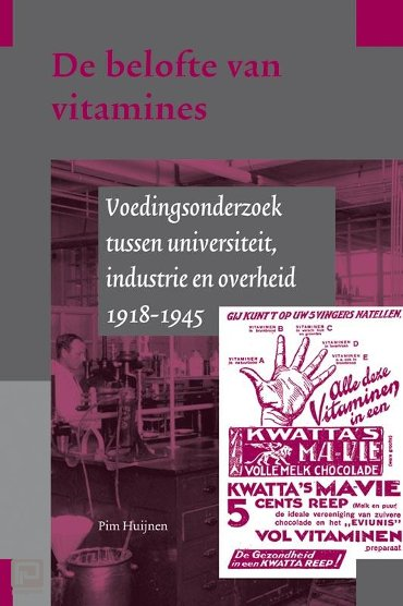 De belofte van vitamines - Universiteit & Samenleving