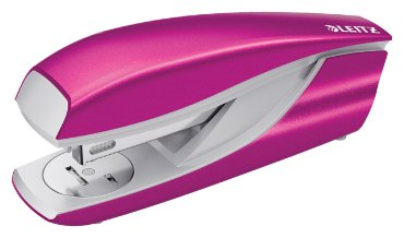 Nietmachine Leitz WOW New NeXXt 30vel 24/6 roze