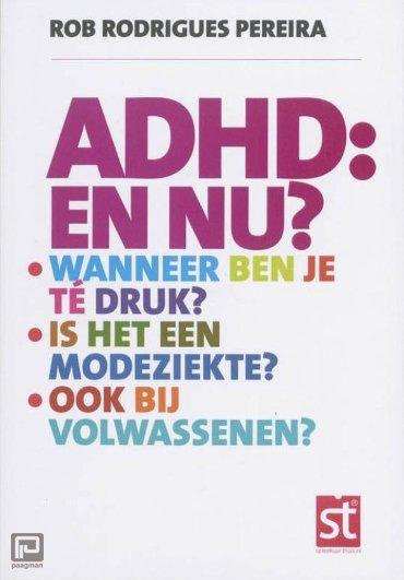 ADHD: en nu? - Spreekuur thuis