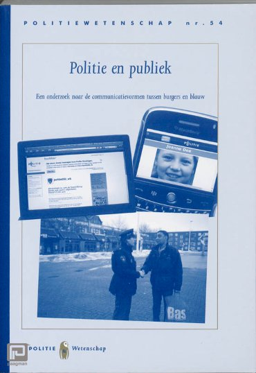 Poltie en publiek - Politiewetenschap
