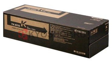 Toner Kyocera TK-8705K zwart