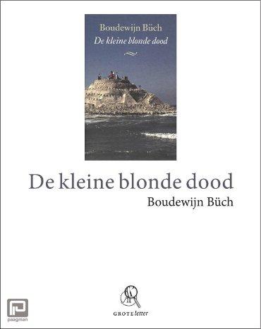 De kleine blonde dood (grote letter)