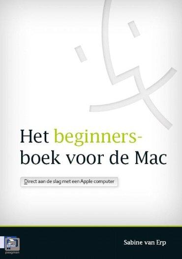 Het beginnersboek voor de Mac
