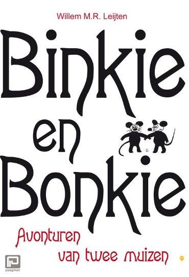 Binkie en Bonkie - Binkie en Bonkie