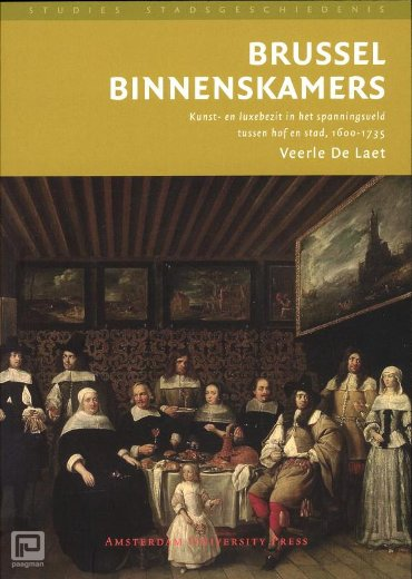 Brussel binnenskamers - Studies Stadsgeschiedenis