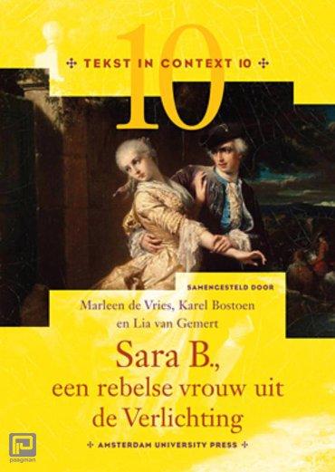 Sara B., een rebelse vrouw uit de Verlichting - Tekst in Context