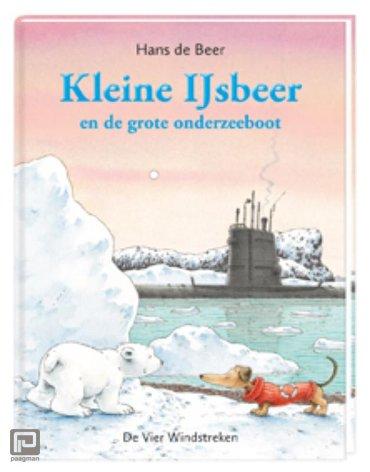 Kleine IJsbeer en de grote onderzeeboot - Kleine IJsbeer