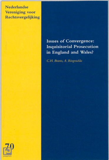 Issues of Convergence: inquisitorial prosecution in England and Wales?
