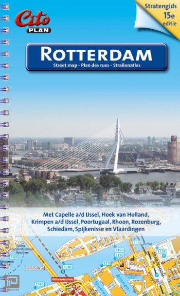 Citoplan stratengids Rotterdam - Citoplan