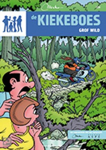 Grof wild - De Kiekeboes