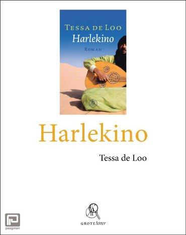 Harlekino (grote letter)