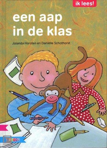 een aap in de klas - Ik lees!