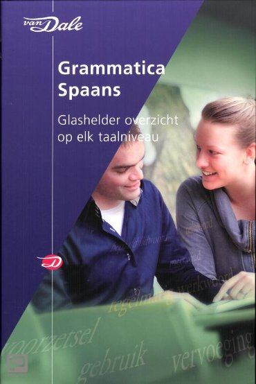 Van Dale grammatica Spaans - Van Dale grammatica