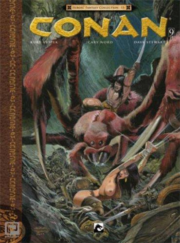 Het hart van Yag-Kosha / 9 - Conan