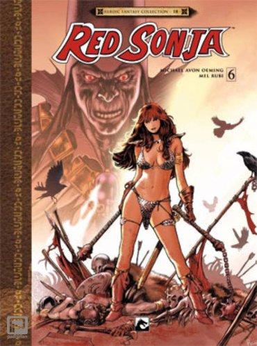 De terugkeer van Kulan-Gath - Red Sonja