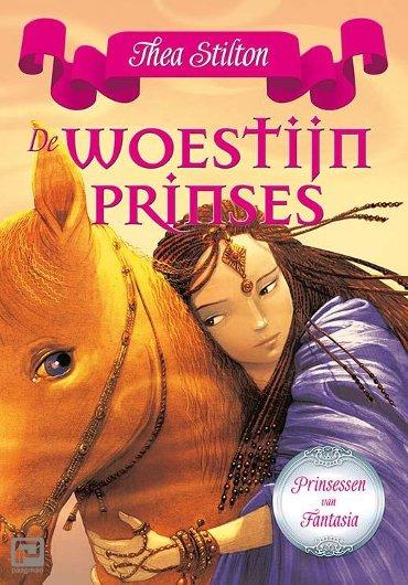 De woestijnprinses - De prinsessen van Fantasia