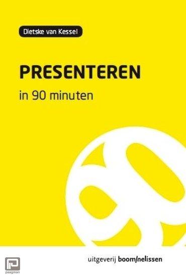 Presenteren in 90 minuten - 90 Minuten-reeks
