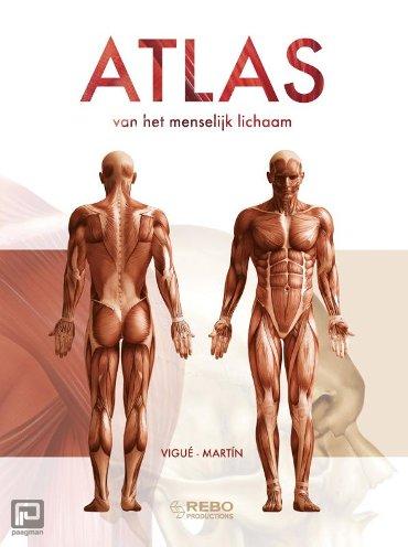 Atlas van het menselijk lichaam