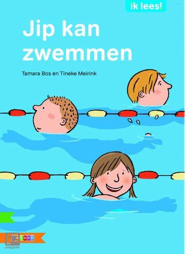 Jip kan zwemmen - Ik lees!