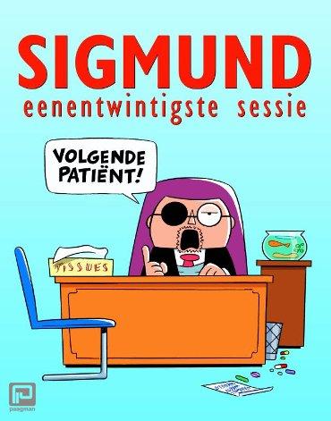 Sigmund eenentwintigste sessie
