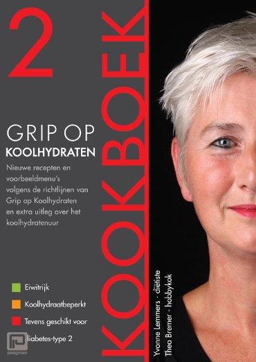 Grip op Koolhydraten / Kookboek 2 - Grip op Koolhydraten
