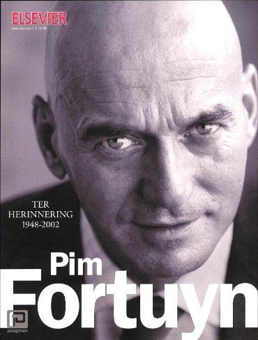 Pim Fortuyn ter herinnering 1948-2002