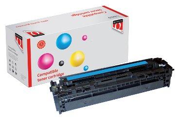 Tonercartridge Quantore HP CE321A 128A blauw