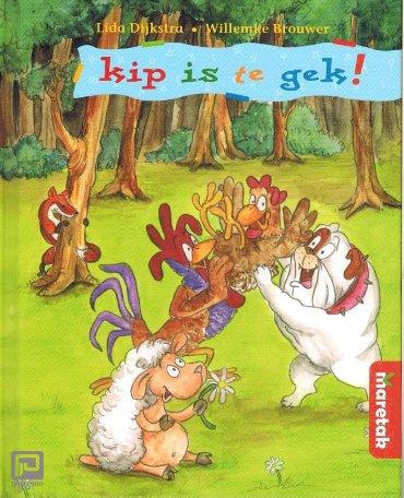 kip is te gek! - Top