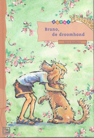Bruno, de droomhond - Giraf