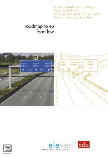Roadmap to EU food law