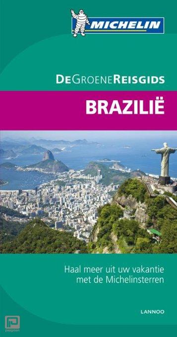De Groene Reisgids Brazilie - Groene Michelingids