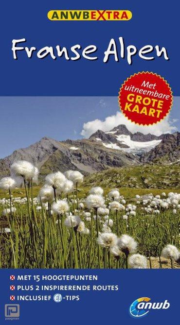 Franse Alpen - ANWB extra