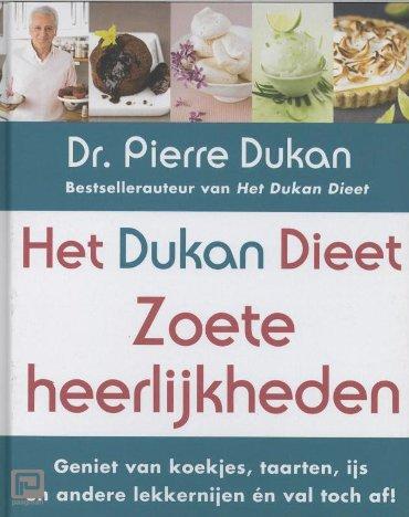 Het Dukan dieet - Zoete heerlijkheden