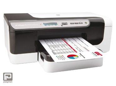 INKJETPRINTER HP OFFICEJET PRO 8000 ENTERPRISE