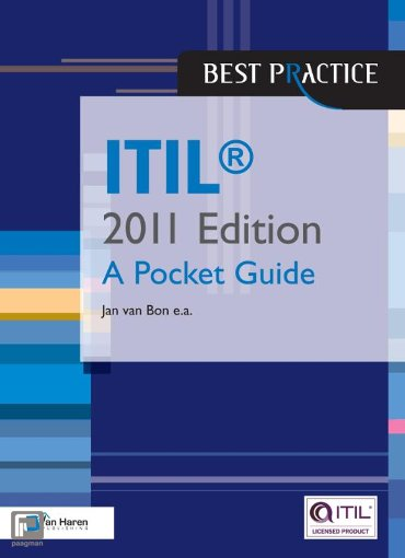 ITIL / 2011 edition - Best practice