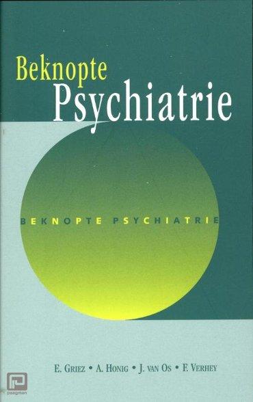 Beknopte psychiatrie