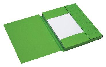 Dossiermap Jalema Secolor 225gr A4 groen