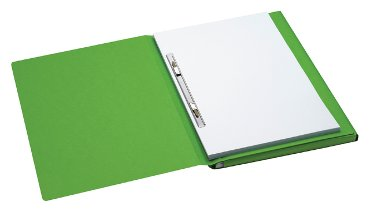 Dossiermap Jalema Secolor Duplexmap 225gr folio groen