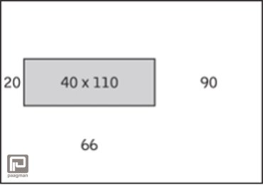EA5 dienst envelop Bioset 156 x 220 tapelock venster links